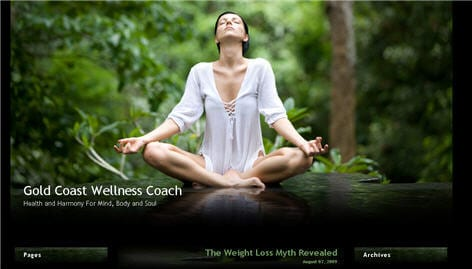 Wellness Coach Gold Coast